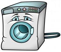 vinegar and baking soda clean washer